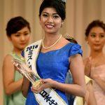 أريانا مياموتو ملكة جمال اليابان