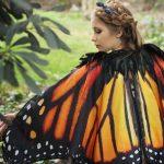 المرأة الفراشة