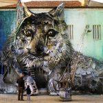 تحويل المخلفات الى حيوانات