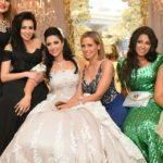 حفل زفاف حنان مطاوع وأمير اليماني