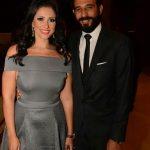 حنان مطاوى وزوجها الامير يمانى