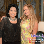 رانيا الملاح مع اسعاد يونس