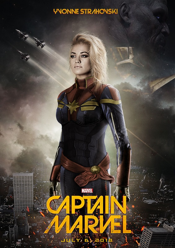 كابتن مارفل
