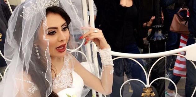 حفل زفاف مريم حسين