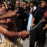 احتفالات شيعة باكستان بعاشوراء