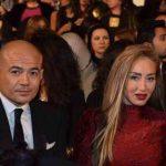 ريهام السعيد وزوجها