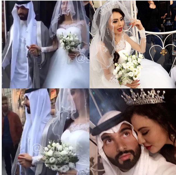 زفاف مريم حسين