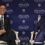 حاييم سابان مه باراك اوباما
