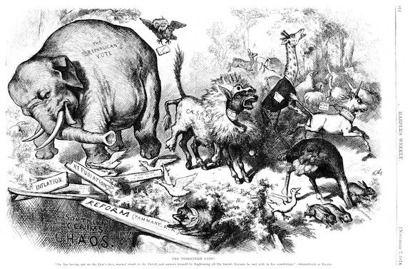 رمز الفيل