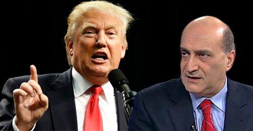 وليد فارس ودونالد ترامب